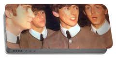 Fab Beatles Portable Battery Charger