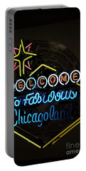 Fabulous Chicagoland Portable Battery Charger