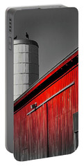 Fading Barn Portable Battery Charger