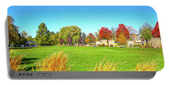 Fall Colors In Boise, Idaho Portable Battery Charger