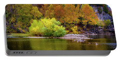 Fall Colors Of The Ozarks Portable Battery Charger