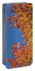 Portable Battery Charger featuring the photograph Fall Colors by Steven Sparks