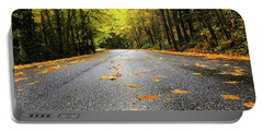 Fall Drive Portable Battery Charger