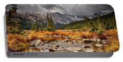 Fall Finale Portable Battery Charger