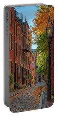 Fall In Beacon Hill Portable Battery Charger