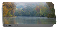 Fall On Richland Creek Portable Battery Charger