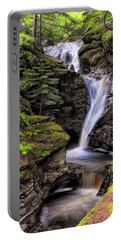 Falls Of Acharn - Perthshire Scotland - Waterfall Portable Battery Charger
