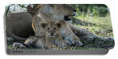 Family Time Portable Battery Charger