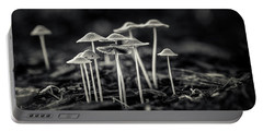 Fanciful Fungus-2 Portable Battery Charger