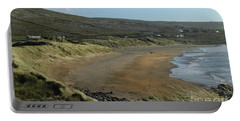 Fanore Beach The Burren Portable Battery Charger