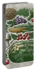Farmer's Market - Color Portable Battery Charger