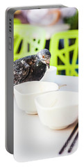 Fast Food Asian Pigeon Portable Battery Charger