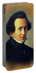 Felix Mendelssohn, Music Legend Portable Battery Charger