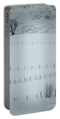 Fences And Trees Portable Battery Charger