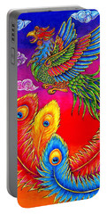Fenghuang Chinese Phoenix Portable Battery Charger