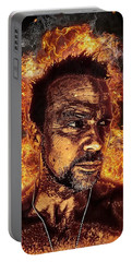 Fiery Flanery Portable Battery Charger