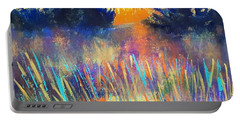 Fiery Marsh Portable Battery Charger