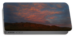 First Light Over Texas 3 Portable Battery Charger