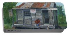 Fish Store, Natchitoches Parish, Louisiana Portable Battery Charger