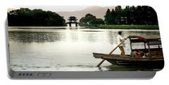Fisherman At Wuxi Portable Battery Charger