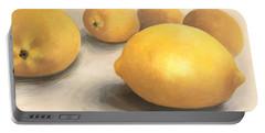 Five Lemons  Portable Battery Charger