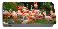 Flamingos Outdoors Portable Battery Charger
