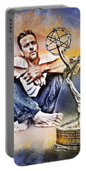 Flanery Won Emmy Portable Battery Charger