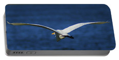 Flight Of The Egret Portable Battery Charger