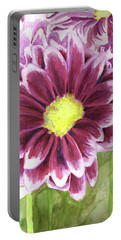 Flor Portable Battery Charger
