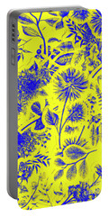 Flora And Foliage Portable Battery Charger