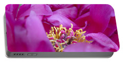 Portable Battery Charger featuring the photograph Floral Melody #1 by Ahma's Garden