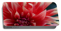 Portable Battery Charger featuring the photograph Floral Melody #5 by Ahma's Garden