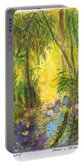 Florida Fauna Portable Battery Charger