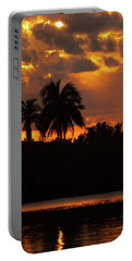 Florida Keys Sunset Portable Battery Charger
