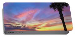 Florida Sunrise Portable Battery Charger