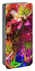 Flower Colour Love 1 Portable Battery Charger