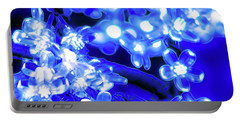 Flower Lights 1 Portable Battery Charger