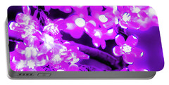 Flower Lights 2 Portable Battery Charger