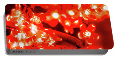 Flower Lights 4 Portable Battery Charger