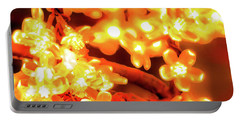 Flower Lights 5 Portable Battery Charger