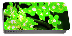 Flower Lights 7 Portable Battery Charger
