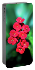 Flower Parade Portable Battery Charger