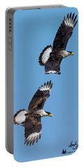 Flying Caracaras Portable Battery Charger