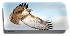 Flying Red-tailed Hawk Portable Battery Charger