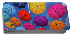 Flying Umbrellas I Portable Battery Charger