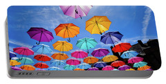 Flying Umbrellas II Portable Battery Charger