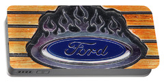 Ford Fire Portable Battery Charger