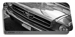 Ford Mustang Vintage 2 Portable Battery Charger