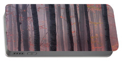 Forest Barcode Portable Battery Charger