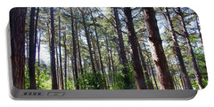 Formby. Woodland By The Coast Portable Battery Charger